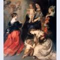 Theodoor flanders and brabant honour maria