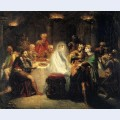 Macbeth apercevant le spectre de banco