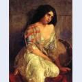 Tzigane gipsy woman