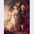 Mr and mrs william hallett the morning walk