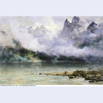 Alaska scene near juneau