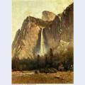 Bridal veil falls yosemite valley 2