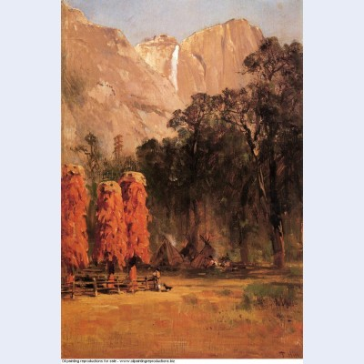 Indian camp yosemite