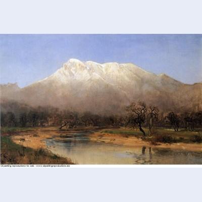 Mount st helena napa valley 1887