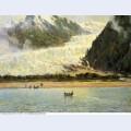 The davidson glacier