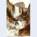 Xx falls in yosemite 1892