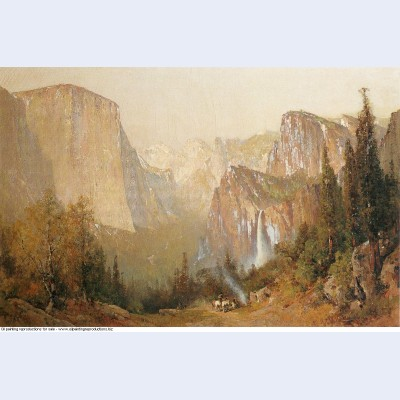 Yosemite valley 1900