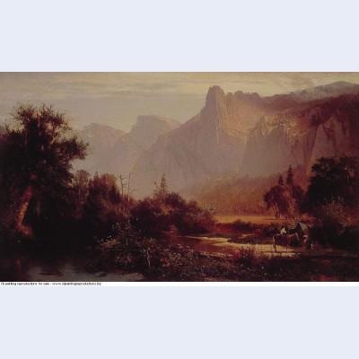 Yosemite valley 2