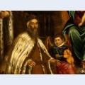 Doge alvise i mocenigo and family before the madonna