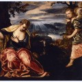 The annunciation to manoah s wife