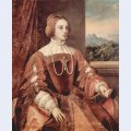 Portrait of isabella of portugal wife of holy roman emperor charles v