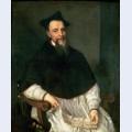 Portrait of ludovico beccadelli