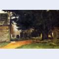 Churchyard at shillingstone