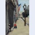 Strasse in paris