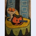 Composition with guitar