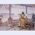 Empress anna ioannovna in peterhof temple shoots deer