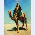 Arab on camel