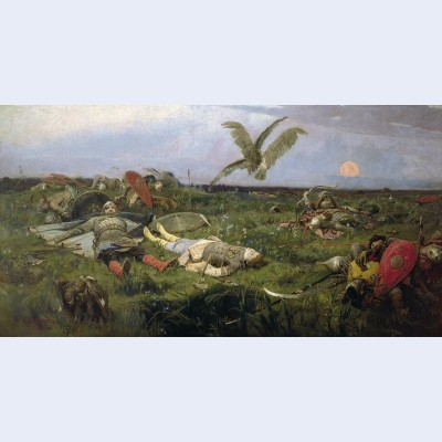 After prince igor s battle with the polovtsy