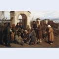 Beggars singer pilgrims