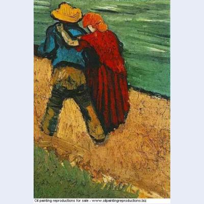 A pair of lovers arles 1888 1