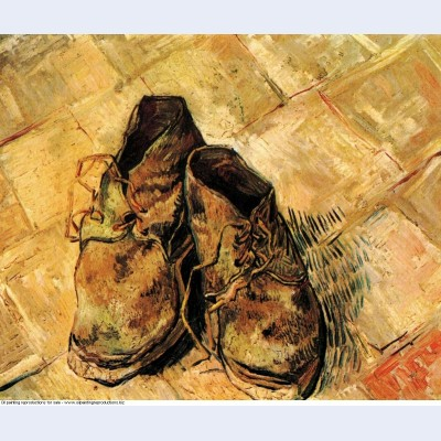 A pair of shoes 1888 1