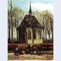Congregation leaving the reformed church in nuenen 1884 1