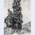 Cypresses 1889 1