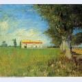 Farmhouse in a wheat field 1888 1 1