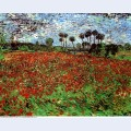 Field with poppies 1890 1