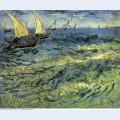 Fishing boats at sea 1888 1 1