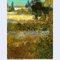 Flowering garden 1888 1