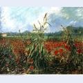 Green ears of wheat 1888 1