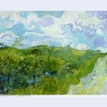 Green wheat fields 1890 1