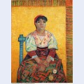 Italian woman agostina segatori 1887