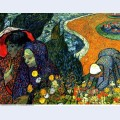 Ladies of arles memories of the garden at etten 1888