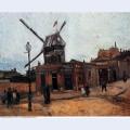 Le moulin de la galette 1886 1
