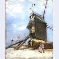 Le moulin de la galette 4 1886