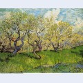 Orchard in blossom 1888 2