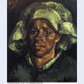 Peasant woman portrait of gordina de groot 1885 1
