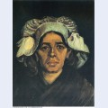 Peasant woman portrait of gordina de groot 1885