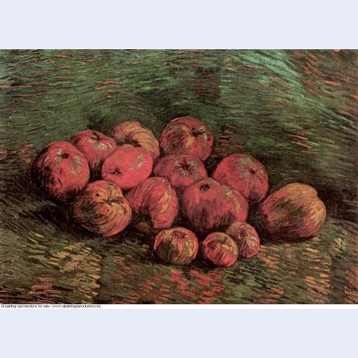 Still life with apples 1887