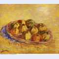 Still life with basket of apples 1887
