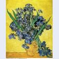 Still life with irises 1890