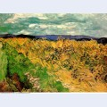Wheat field with cornflowers 1890