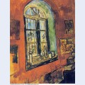 Window of vincent s studio at the asylum 1889
