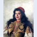 A gypsy lady