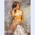 Female bather