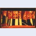 Sketch for stage set glinka s ivan susanin