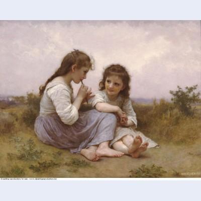 A childhood idyll 1900