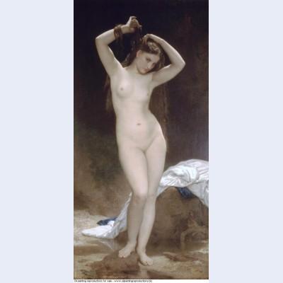 Baigneuse 1870
